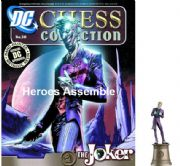 DC Chess Figurine Collection #50 Joker Justice League Eaglemoss